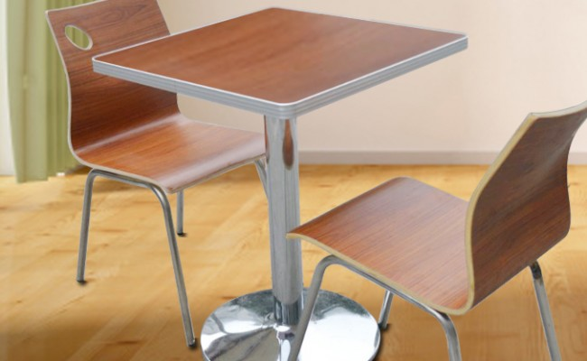 Restaurant Furniture Wood table 32*32