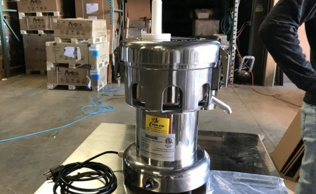 Commercial Juicer Extractor Machine UJC300A