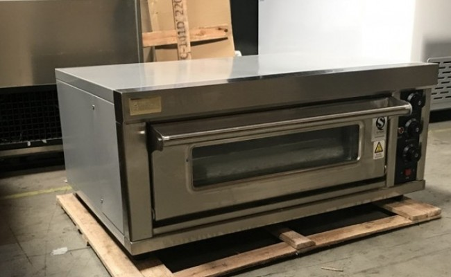 Commercial Bread Making Machines Electric Pizza Oven  WFC-101D