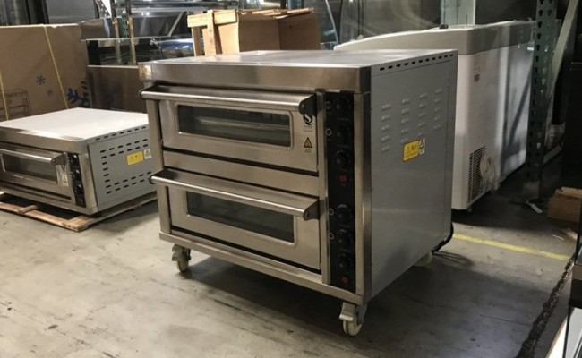 electric  flagstone double Oven WFC-202D