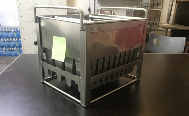 Mo6 popsicle mold mould