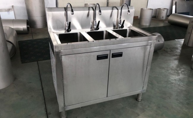 39 inches Stainless Steel Sink cabinet SSC39
