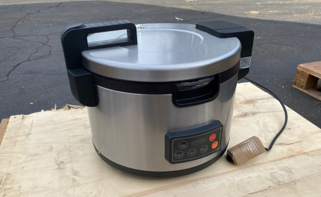 45 cup raw Electronic Rice Cooker Warmer GR06