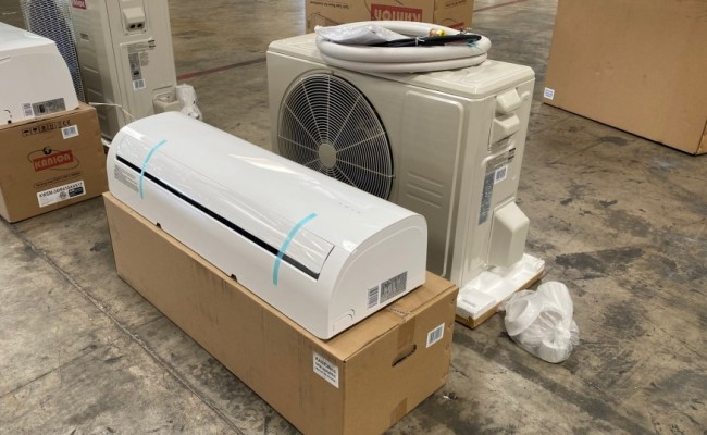 24000 BTU Commercial Air Conditioner AC Ductless 220V NSF