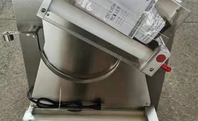 NSF Two Stage Pizza Dough 18 ins Sheeter Double Roller DR-3V