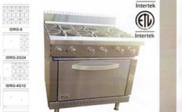 NSF 36 ins  gas oven range made in USA