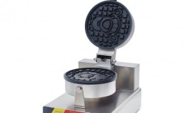 Non-Stick Waffle Maker with Timer NP-902