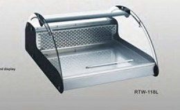 27 ins Countertop Refrigerated  Showcase RTW118L