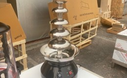 5 Tiers Commercial Chocolate fountain ET-CF-51