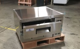 NSF 2 Drawer Refrigerated Chef Base CB36