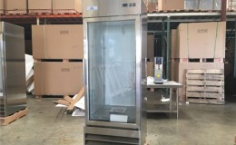 NSF Stainless Steel Refrigerator  one door CFD1G