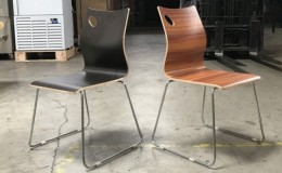 Restaurant Furniture Strong Wood Chairs Q4