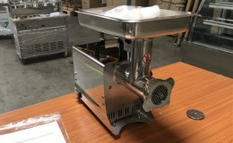 NSF Commercial Stainless Steel  Meat Grinder HFM-12