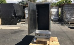 NSF 48 inches smoker bbq oven EQ48