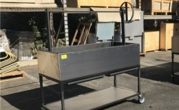 48 ins Commercial outdoor Argentine BBQ oven  OB48