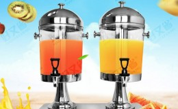Double Juice Drink Dispenser BD52