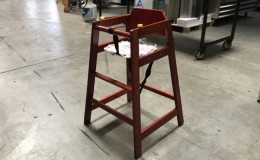 Baby high chair BY1