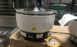 80 cup Rice cooker natural gas or propane RN23L