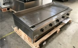 NSF 60 ins Thermostat griddle CD-TG60