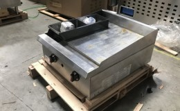 NSF 24 ins Thermostat griddle CD-TG24