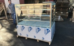 60 ins Dry Bakery SHOW CASE  DR60