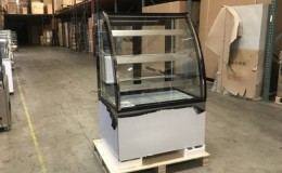 Refrigerated bakery refrigerator case NSF 36 in ARC-271Y