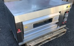 Gas Single Pizza Oven GS01