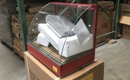 NSF Commercial Countertop Food Warmer FW5004-2