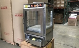 NSF Commercial Electric Steam Warmer PW5002-4-16