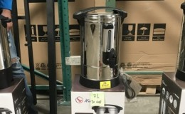 70 cups 7L Coffee Dispenser Maker 012CWU07