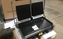 Double flat  Panini Grill 022ECG43 ET-YP-2A3