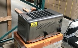 COMMERCIAL 6 SLICE TOASTER