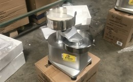 NSF 5 ins Commercial Hamburger Patty Maker machine HF130