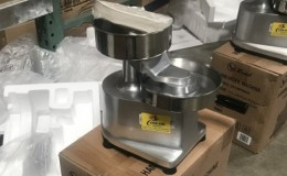 NSF 6 ins Commercial Hamburger Patty Maker  machine HF150