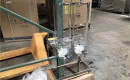 7L double cereal dispenser DF12