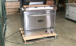 Gas Single Pizza Oven NSF 36 inches GO36