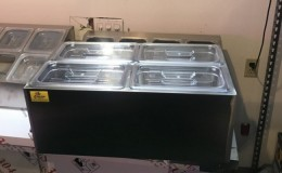 4p container 1-3 seasoning box condiment station C134