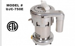 NSF Commercial Juicer Extractor Machine UJC750