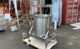 80L cook steam mixer kettle CMK80
