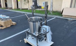 40L cook steam mixer kettle CMK40
