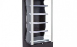 NSF 28 ins open refrigerator display OF350