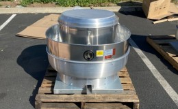 NSF 1.5 HP 4000 to 5300CFM restaurant Exhaust Fan 18HBS