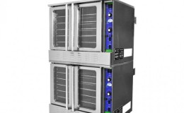 NSF Double Deck Electric Convection Oven  10KW+10KW