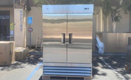 NSF ETL Commercial Two door refrigerator XB54R