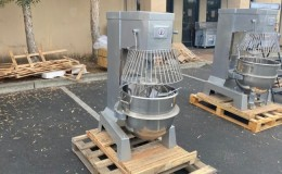 Gear-Driven Commercial Planetary Floor Mixer 60 qt B60
