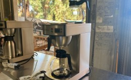 NSF Stainless Steel Coffee Maker RLG2001