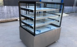 60 inches Non-Refrigerated Bakery Display Case DRS60
