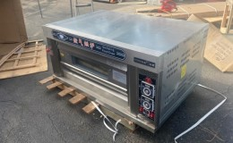 Clearance Gas Single Pizza Oven 110301