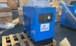 75 CFM Refrigerated Compressed Air Dryer 20HP