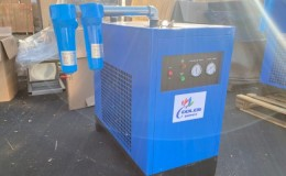 100 CFM Refrigerated Compressed Air Dryer 30HP